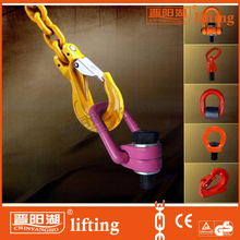 Trade Assuranced Heavy Duty Screw Pivoting Type Swivel Lifting Point