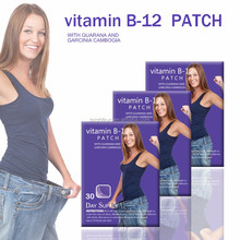 Best body keep slimming energy patch healthy Vitamin B12 Patch instant energy patch