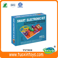 KID Educational Appliance Circuit Board Electronic Block Science kit