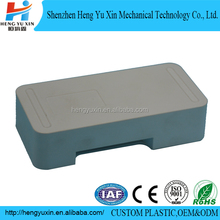 3D Drawings Custom design Plastic Injection Mould Hard Plastic Case