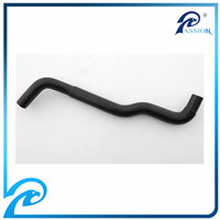 Hot Sale Drawing Rubber Parts Black EPDM Auto Heater Hose