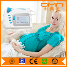 Cheapest Portable Sonicaid One Fetal Doppler Sonoline C Kaixin Ultrasound ge Fetus Monitor with Gel Shenzhen Medical Suppliers