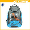 2015 two zipper pocket candy color mountaineer bag