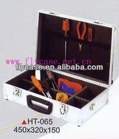 New Fashion Professional Durable Aluminum Tool Case with insturment cases with logo print