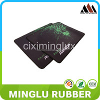 Printing Custom Bean Bag Carpet Mouse Pad for Advertising Noeprene Mouse Pad
