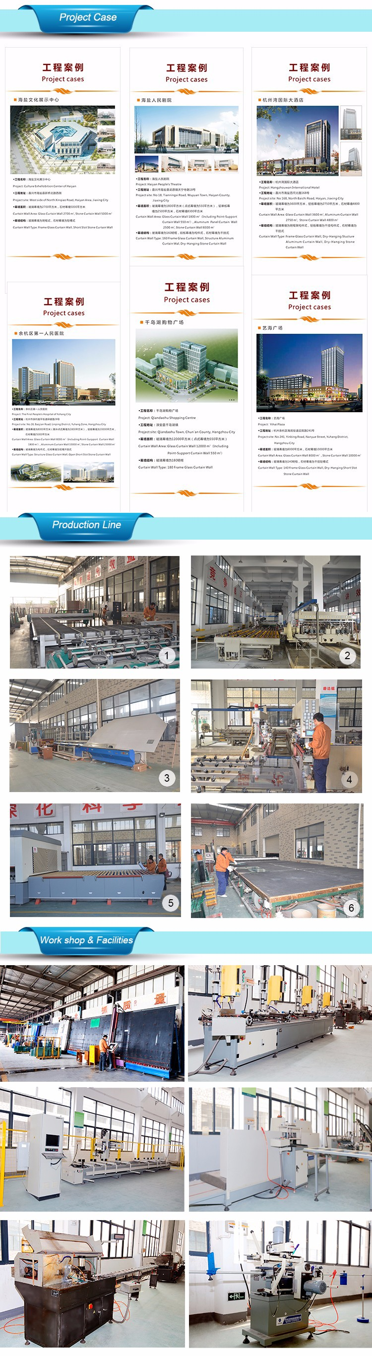 2015 Alibaba trade assurance golden supplier high quality toughened glass window GM-6821