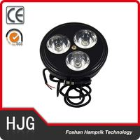 2016 hot sale 3W led light cheapest motorcycle led headlight