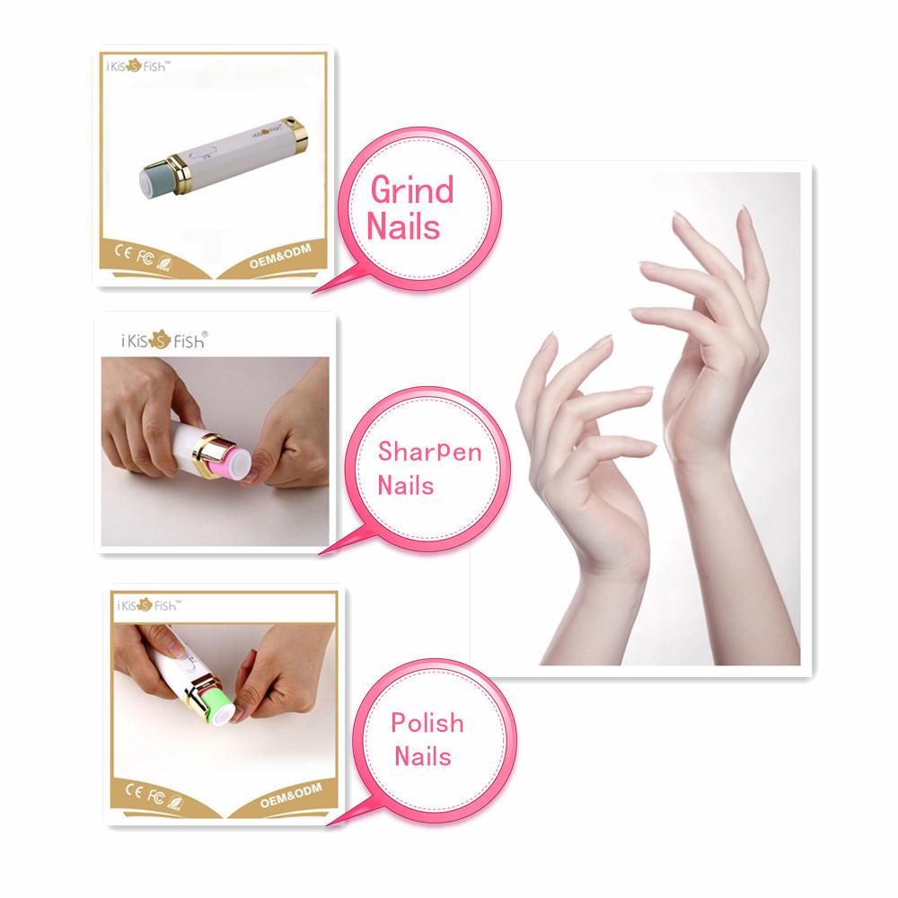 nail buffing machine