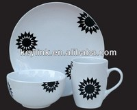 Top quality novelty exquisite dinnerware