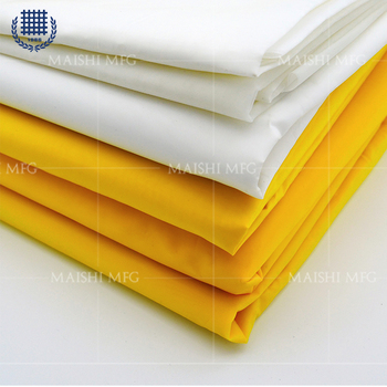 80T- 48 polyester screen printing mesh