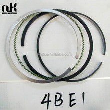 Piston Piston Rings for ISUZU 4BE1 Engine