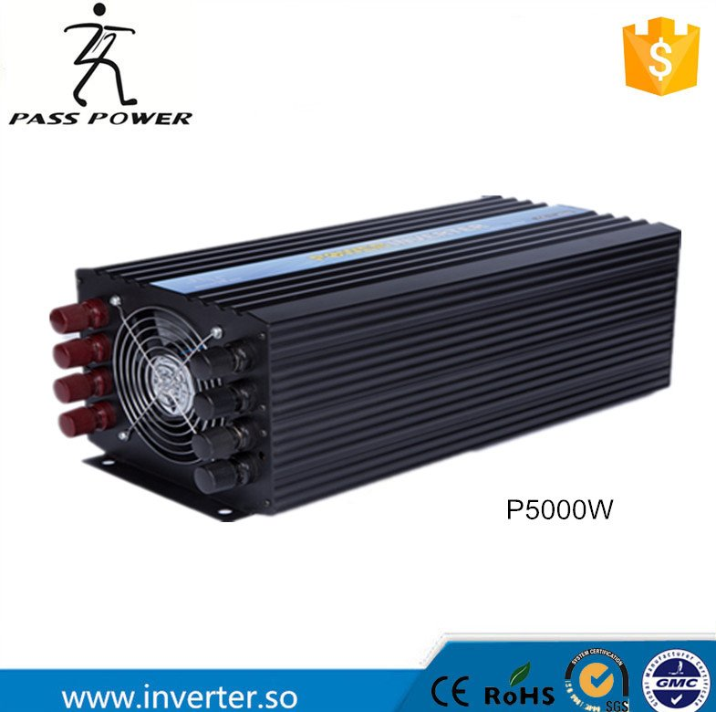 CE&RoHS&SGS&GMC approved,6000w/6kw pure sine wave solar panel inverter,solar pump inverter