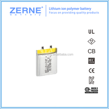 800mAh 3.7v li polymer battery for wireless keyboard and mouse