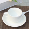 China product directly sale cheap ceramic coffee mugs with plate