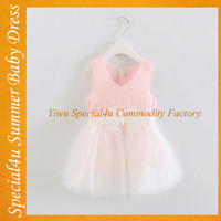 Birthday dress 1 year old girl frock design for baby girl candy girl fancy dress SHLY-1199