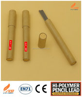office and school use mechanical pencil lead core with paper tube