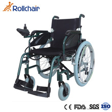 Modern Folding Lithium Battery Power Electric Wheelchair SC-EW05