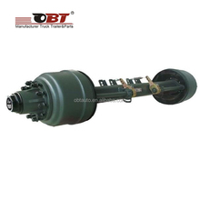 HOT Sale Factory 9-16Ton 10 Bolt Wheel Hub Heavy Duty Truck Semi Trailer Rear Axle ( Outboard )