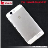 high quality design multi-color/style for huawei g7 case cover red