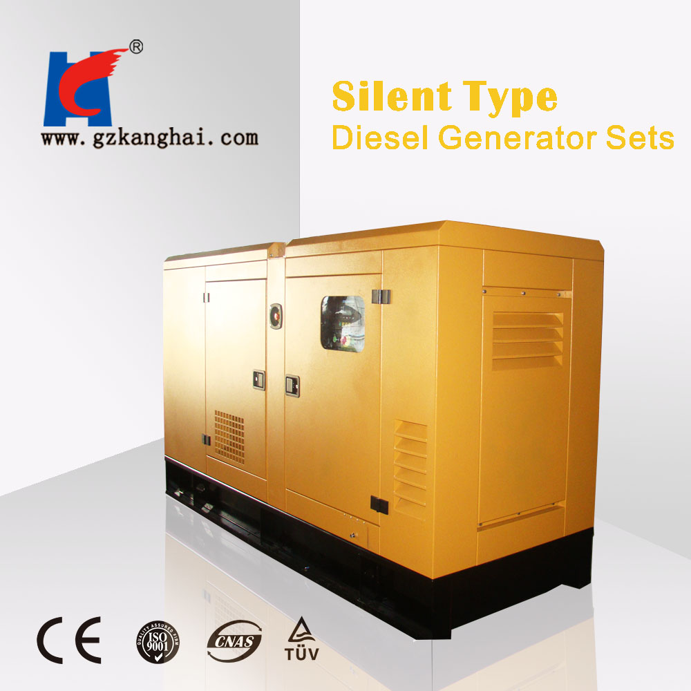 silent type diesel generator without the engine 160 kw of 220 volt