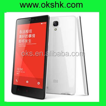 Cheaper smart phone with new original xaomi red mi note/hongmi note phone with best price