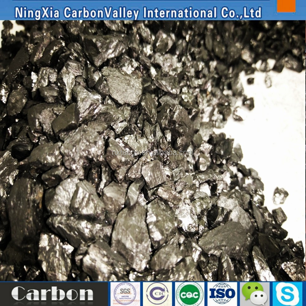 cathode carbon block Electrical Calcined Anthracite coal for aluminium electrolysis