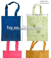 wholesale all kinds of non woven shopping bags