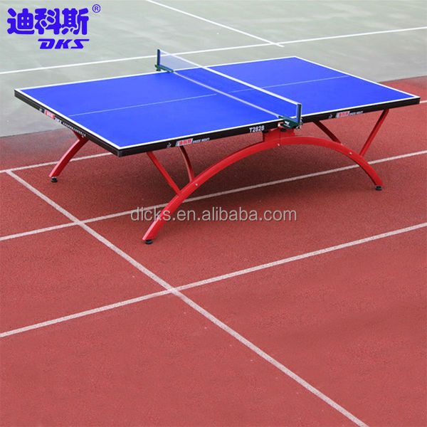 18 mm Thickness Table Tennis Table