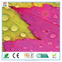 UVH Crystal Effect Series Varnish for paper/PVC/PC/wood materials/ phosphating of metals