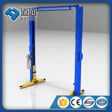 cheap popular 2 post floor plate used car lifts for sale