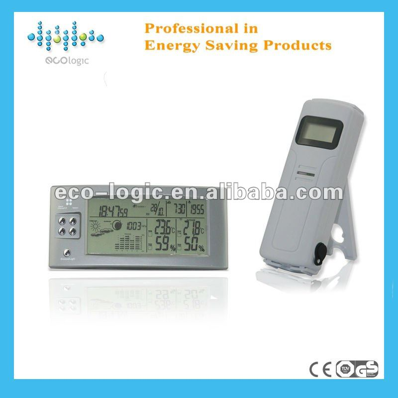 2012 Intelligent Table Stand Electronic Weather Forecast Station