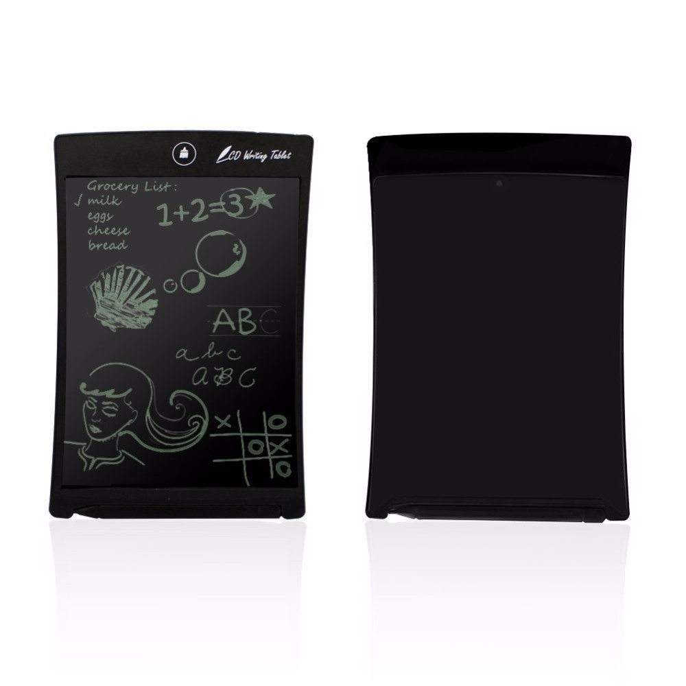 "Wholesale- 8.5"" LCD Graphics Drawing Pen Tablet Mini Writing Tablet Writing Board"