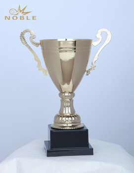 Gold Metal Trophy Metal Cup