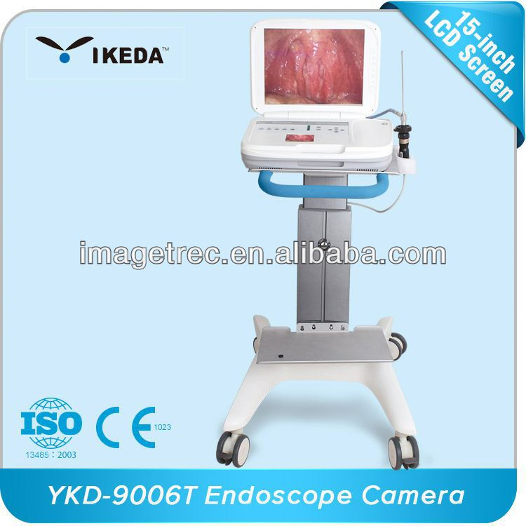IKEDA YKD-9006T Trolley type cleaning brush for portable endoscope