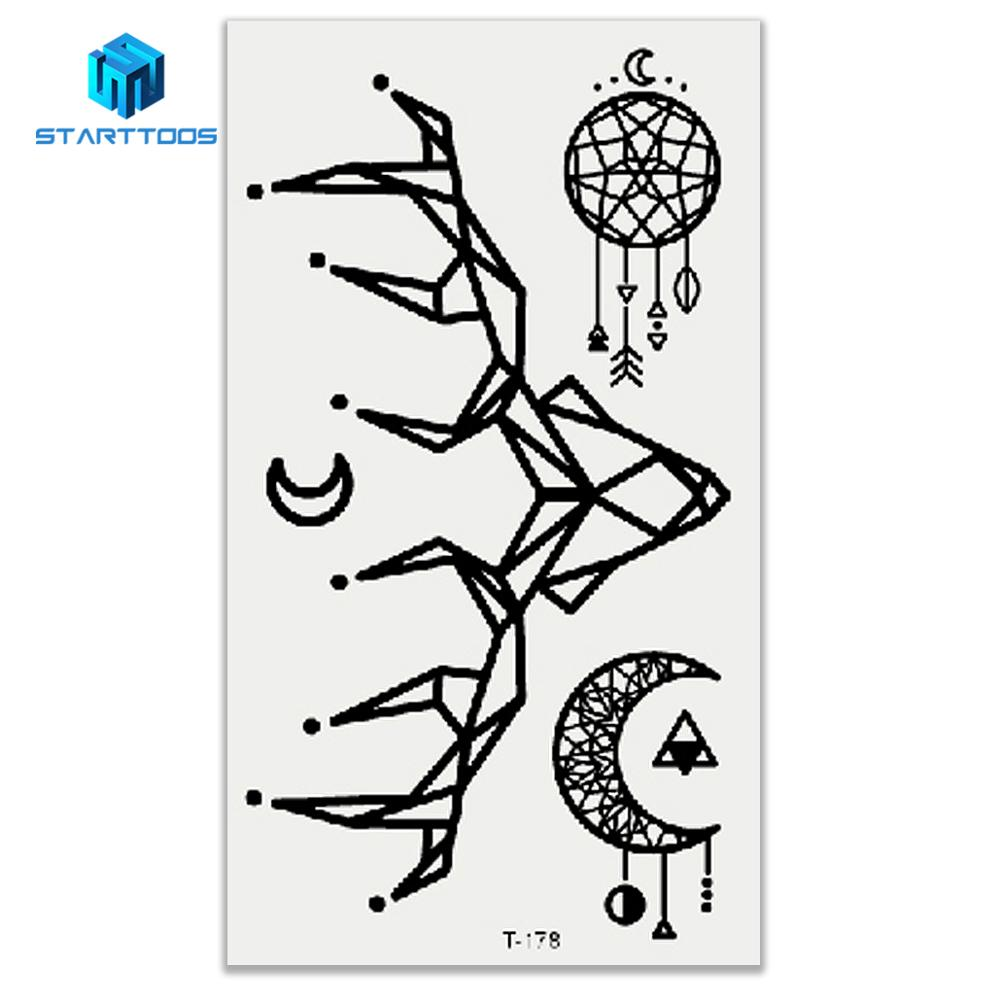 Wholesale stickers coulurfulwedding tattoo safe watertransfer temporary airbrush water based temporary tattoo white henna
