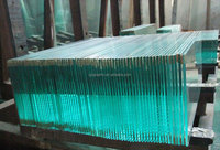 12mm standard size clear tempered glass