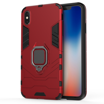 BIBERCAS Welcome multifunction kickstand phone case shockproof phone case for iPhone X Xs Xs Max Xr