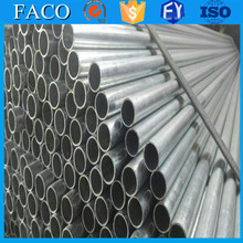 steel structure building materials ! galv stand pipe green house pre galvanized round steel pipe/tube