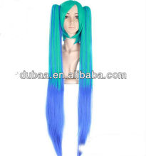 Ponytail Wig,Ideal World Wigs,Multi Color Cosplay Wig from China Wholesale Market in Yiwu Wig Making Supplies