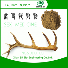 SR International Brand Antler Velvet / Deer Horn Powder / Medicine For Long Time / Increase Sex Stamina Images