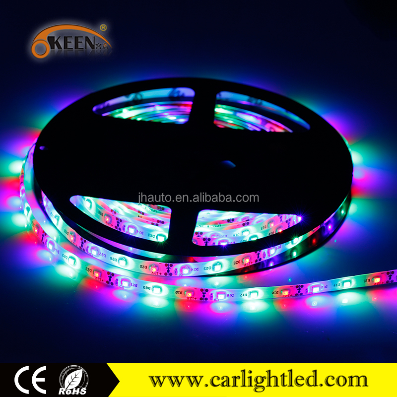 12V RGB/White/Green/Blue Led Flexible Strip Light 335 LED 300 SMD 5 meter IP65 Waterproof rope lights