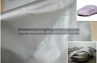 silver coated waterproof fabric for car roof