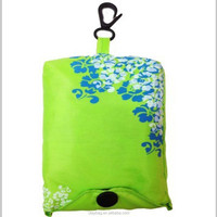 Cheap Nylon Promotional Reusable Folding Shopping Bag