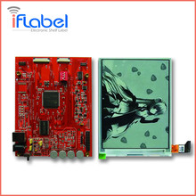 "E065 USB port Programmable Demo Kit with New Plug-in FPC 6.0"" ePaper monitor"