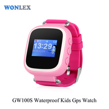 free chat gps watch tracker for kids with sos a key for Kids Live Gps Tracking App Wrist Watches