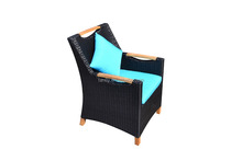 meubl de jardin outdoor furniture rattan teak chair manufacturers