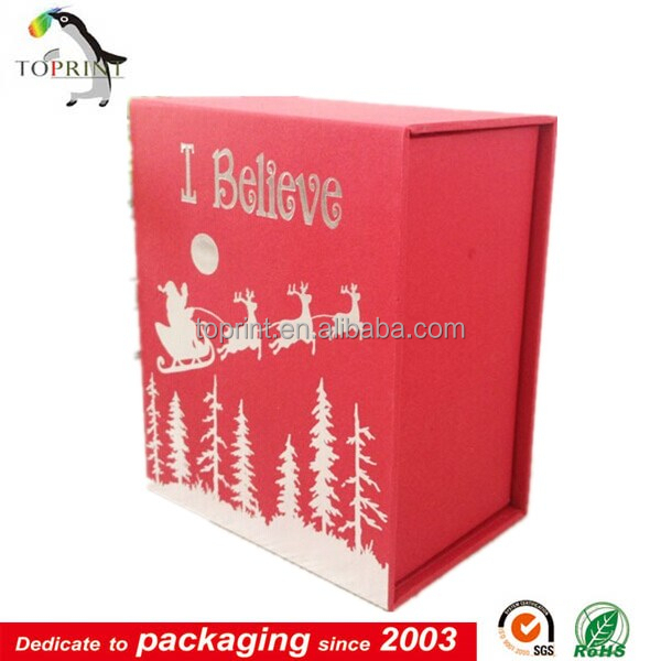 Luxury Cardboard Book Shapes Candy Box/Cardboard Candy Chocolate Boxes