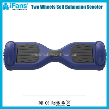 IFANS New Mini horverboard , Smart two Self Balancing Electric Unicycle Scooter 2 Wheels with Bluetooth Speaker