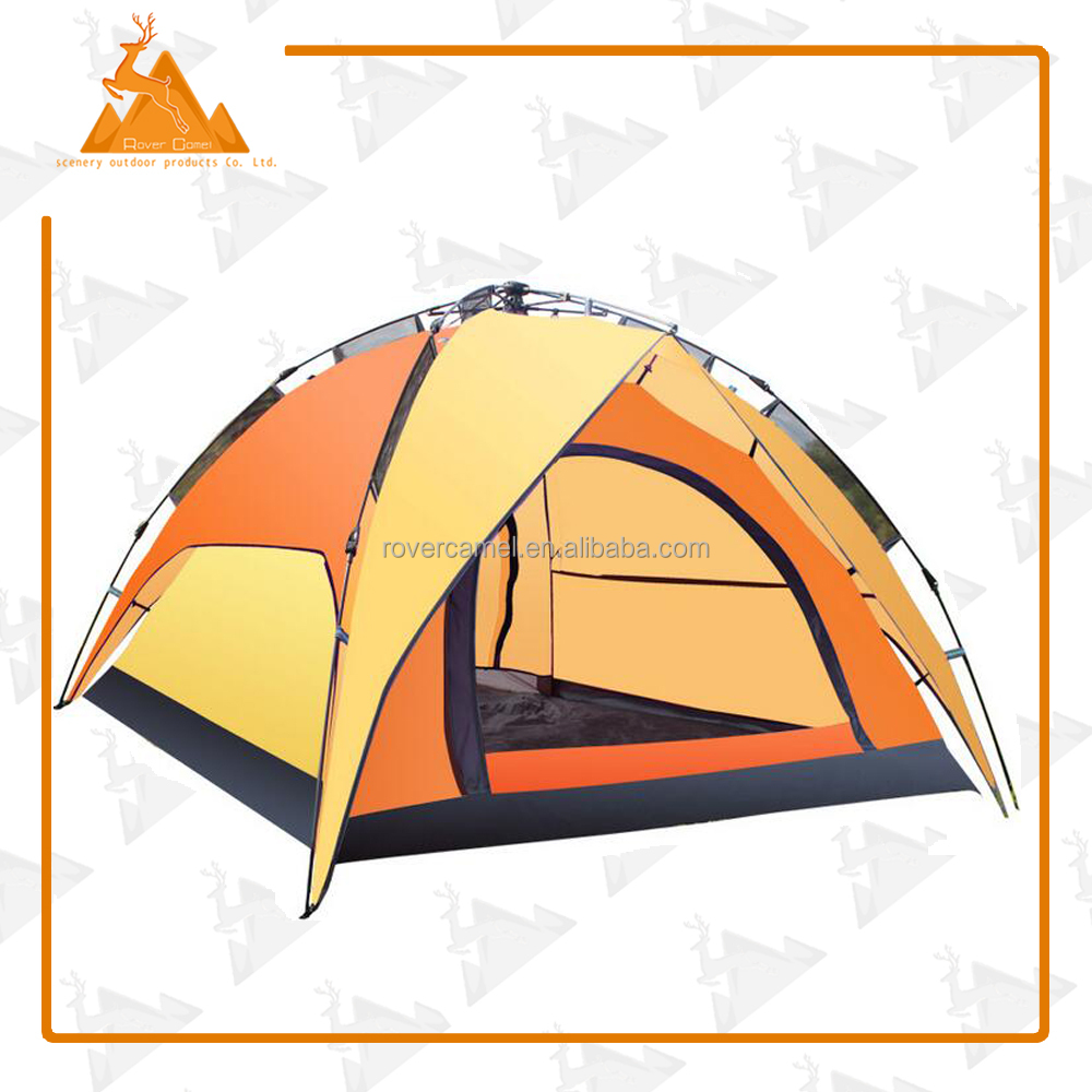 Hiking Tent 4 season ultra light Professional anti-wind 2persons camping tent