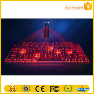 High Quality Laser Keyboard Wireless Bluetooth Cheap Virtual Keyboard